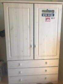 WARDROBE WITH 3 DRAWS COLLECTION ENFIELD