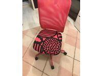Free ikea desk chair
