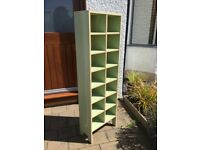IKEA robin shelving unit, used, perfect condition