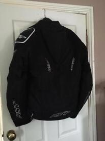 RST Tractech Evo Jacket and Trousers Black Medium