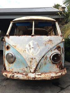 Early 60's genuine VW Splitter - rolling she'll Mildura Centre Mildura City Preview