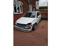Vaxuhall Corsa Spares/Repairs low millege