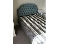 Bargain Double Bed and Mattress for sale - must go!