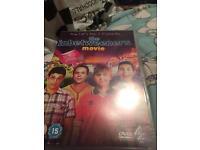 DVD inbetweeners movie