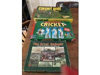 3 vintage games