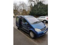 Mercedes vaneo 1.7 diesel automatic 7 seater