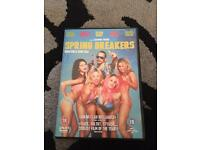 Spring breakers dvd