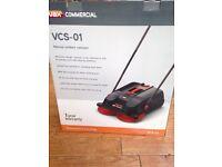 VAX Outdoor Sweeper NEW