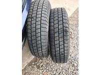 185 14c tyres trailer