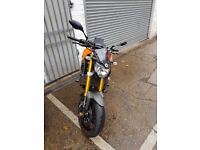 Yamaha MT09 With Extras. Low Mileage.