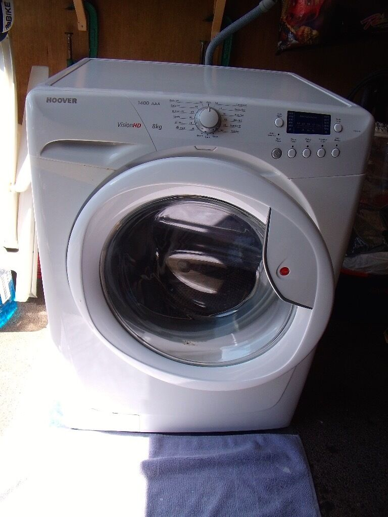 hoover vision hd washing machine buy sale and trade ads. Black Bedroom Furniture Sets. Home Design Ideas