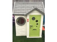 Smoby Playhouse £80 collection only