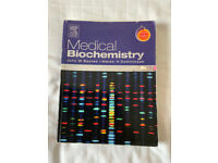 Medical Biochemistry Textbook - Essential Reading