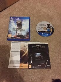 Star Wars Battlefront for Sony PlayStation 4 PS4