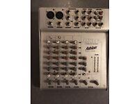 Ashton MXL6 six channel mixer