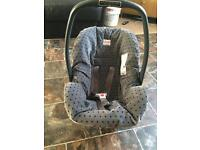 Britax Rock-a-Tot baby car seat/rocking chair (reduced)