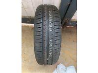 Ford Fiesta Wheel & Tyre