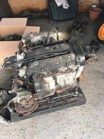 Honda CRX Engine/Gearbox