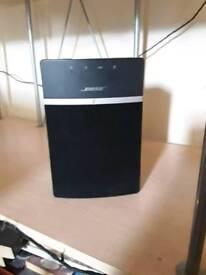 Bose soundtouch 10 speaker.