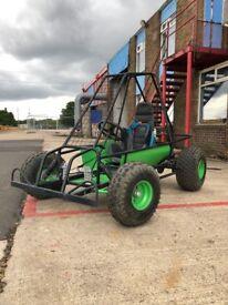 Off-road buggy / Go kart