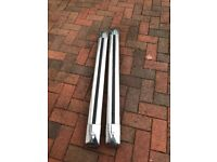 Mercedes supplied GL Roof Bars