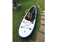 Blow Up Paddle Board Set
