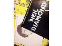 Neil Diamond LP's