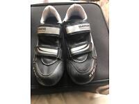 Shimano cycling shoes