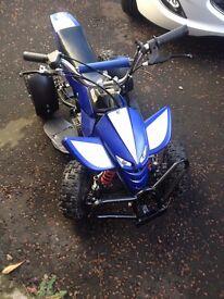 Mini Quad 50cc like new