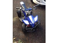 Mini Quad 50cc like new
