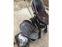 Icandy blossom double pushchair