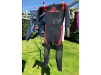 Kids Wetsuit, Sola, small, suit 6-8 yr old 3foot +