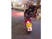 Aprilia RS 125 Road legal