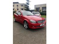 Mercedes CLC230 SPORT 58MILES immaculate condition