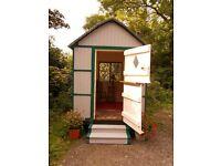 Unique Large Wooden Play House