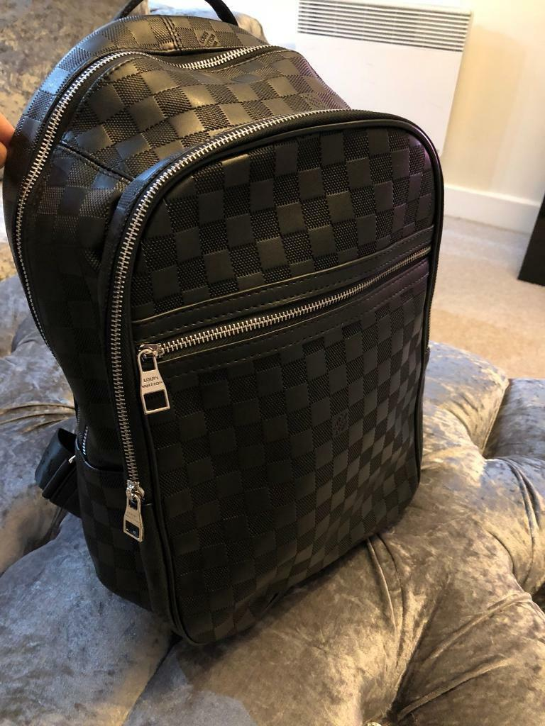 louis vuitton mens backpack rucksack in york north yorkshire gumtree. Black Bedroom Furniture Sets. Home Design Ideas