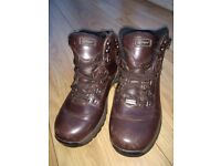 Walking Boots, size 6.