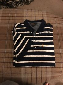 Ben Sherman Polo Shirt (M)