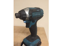 **MAKITA DTD152 18V IMPACT DRIVER WRENCH, BODY ONLY**