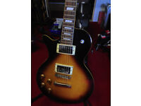 Oldfield Les Paul - Left Handed