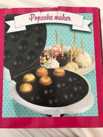 Pop cake maker