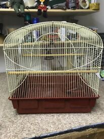 Bird cage as new never used
