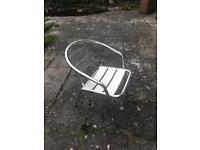 Aluminium Garden Chairs