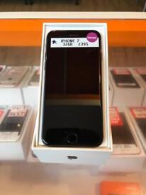 iPhone 7, matte black, unlocked, 32gb