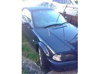 2001 E46 BMW Convertible blue-2.2 Dual Fuel Petrol/LPG