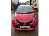 TOYOTA AYGO X-PLAY 1.0 VVT-1 5 Door Hatchback