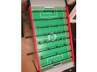table football, very good condition.