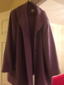 Lilic coat