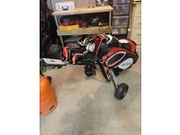McGregor Carbon shafted Golf Clubs