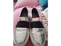 Zara trafaluc men's shoes